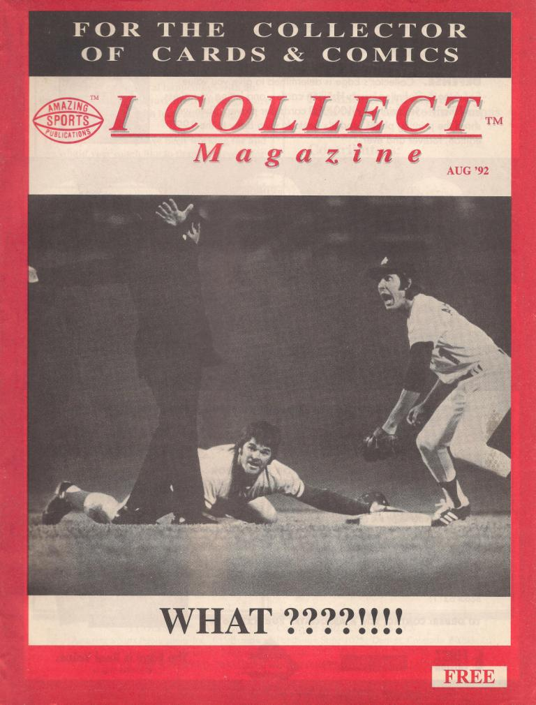 I COLLECT_what_ Aug1992_comp