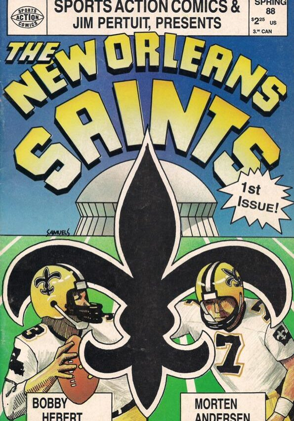 Saints Comic cover 1988_opt