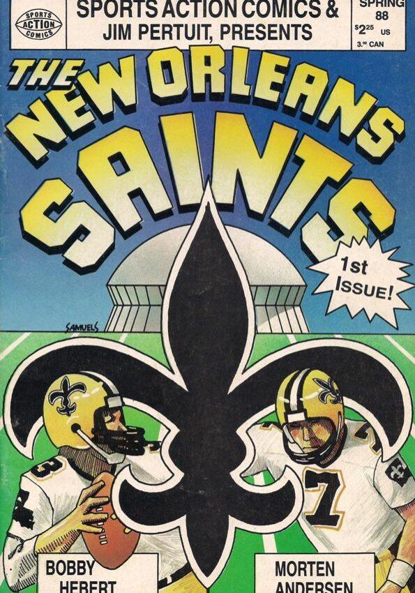 Saints Comic cover 1988_opt
